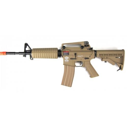 Airsoft Rifle M4 Carbine CM16 - Desert G&G