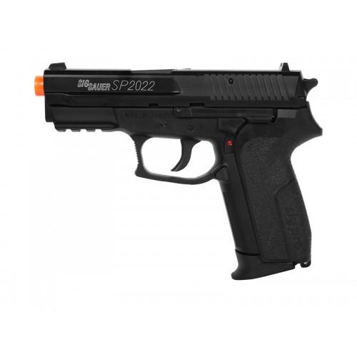Pistola Airsoft Sig Sauer SP2022 CO2 6mm - Slide Fixo